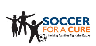 Soccer For A Cure Logo
